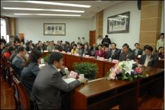 中国口腔医学研究实验室联盟成立