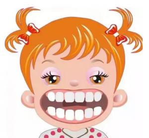 小儿牙齿正畸也要戴钢牙套吗