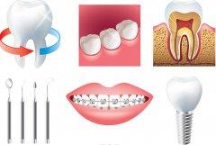 公立医院牙科收费标准
