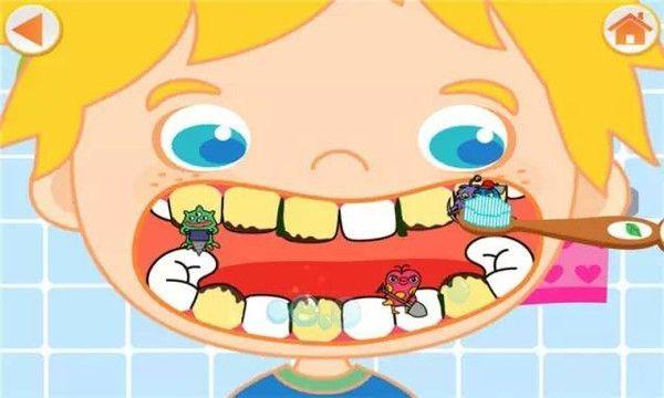 深圳爱康健口腔医院 儿童牙科 儿童龋齿  造成孩子牙齿变黑,脱落,蛀牙
