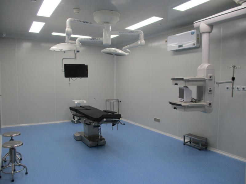爱康健口腔医院手术室