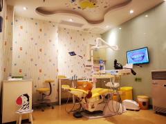 深圳儿童看牙担心环境不好技术不好,不如来这里看看!
