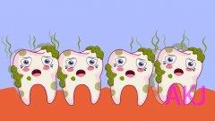 为什么成年人还蛀牙?成年人蛀牙的多吗,正不正常?