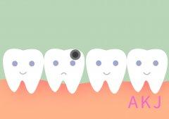 牙齿里面有黑垢是怎么回事?如何去除?