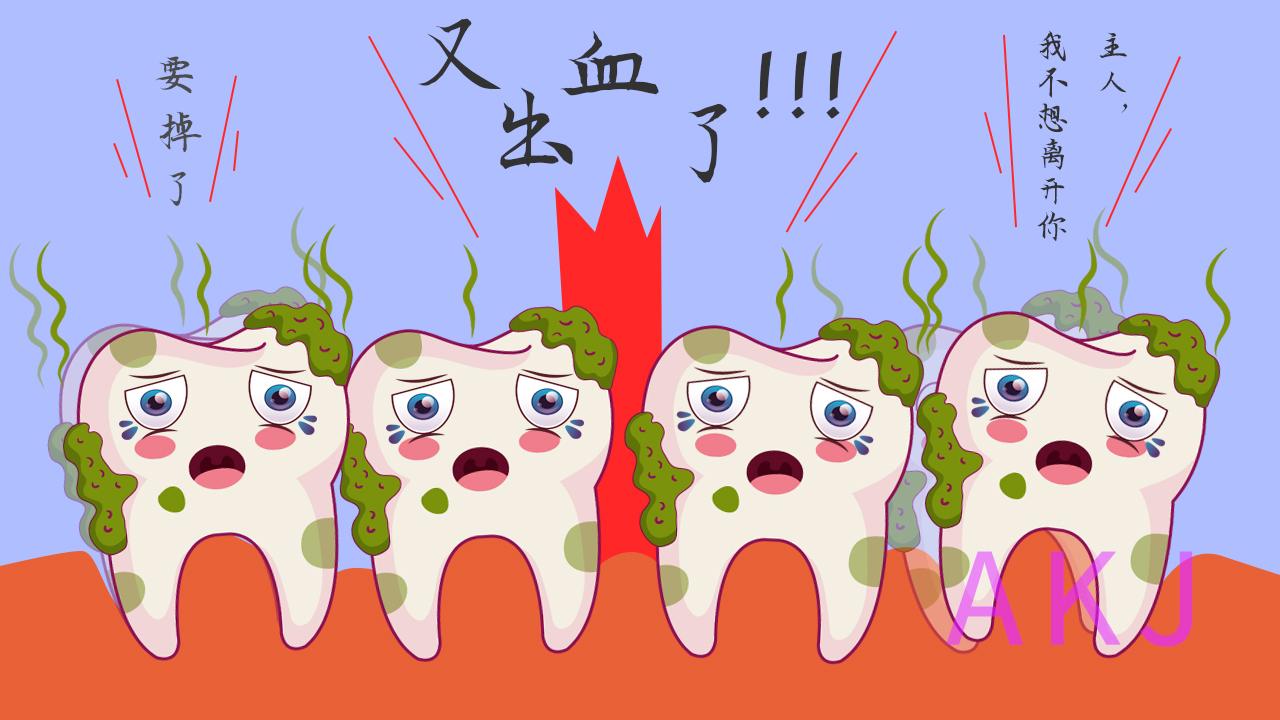 牙周炎症状