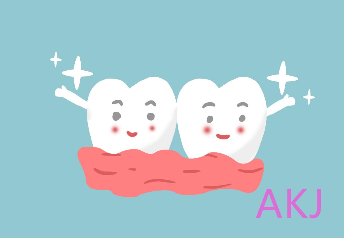 牙齿美白方法