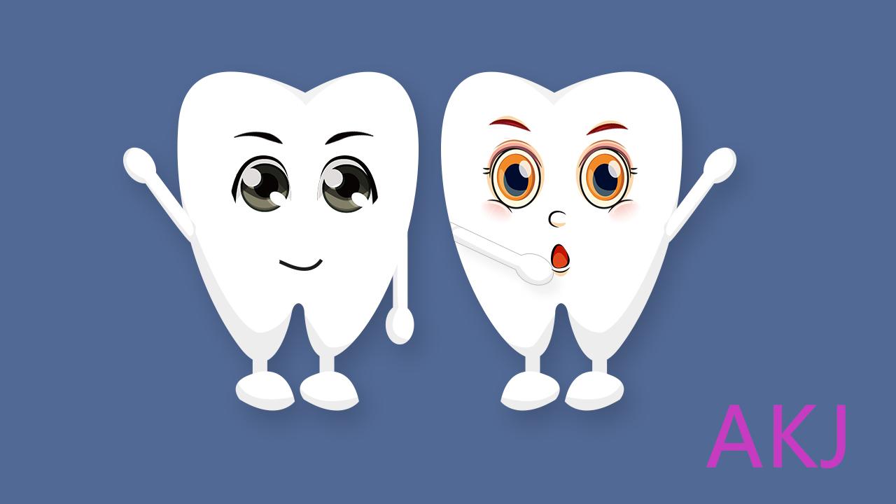 青少年牙齿